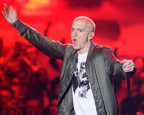 Oh shoot, Eminem's diss track to Donald Trump is salty!