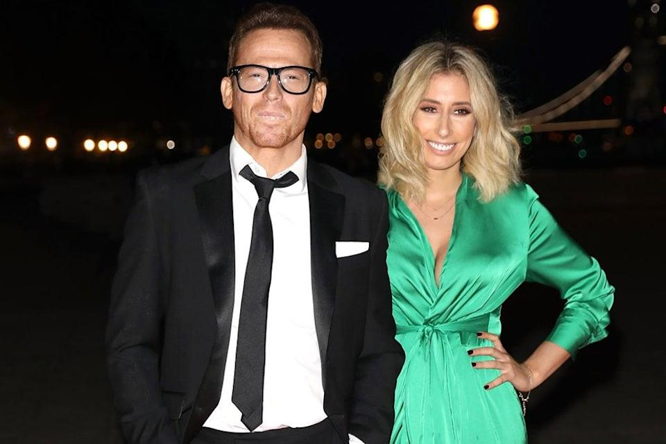 Joe Swash and Stacey Solomon are more loved up than ever  (Tim P. Whitby/Getty)