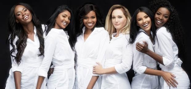 Miss South Africa Finalists