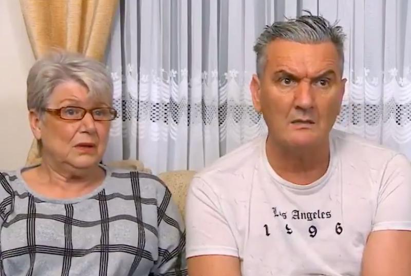 Jenny and Lee on Gogglebox (Photo: Channel 4)