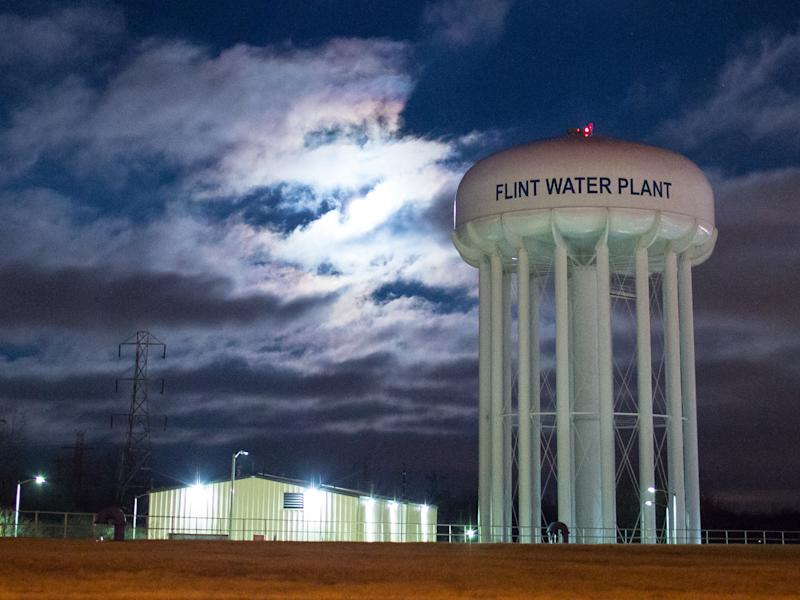 A Flint official called residents the n-word and said they're the reason behind Flint's water problem: Brett Carlsen/Getty Images