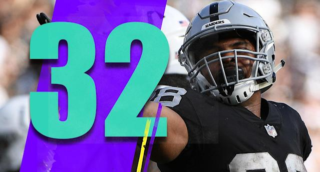 <p>A couple years ago, it was fun and good for the NFL for the Raiders to be back. On the flip side, it stinks that they're back to the bottom of the league. Their fans are good and deserve better before their team leaves. (Doug Martin) </p>