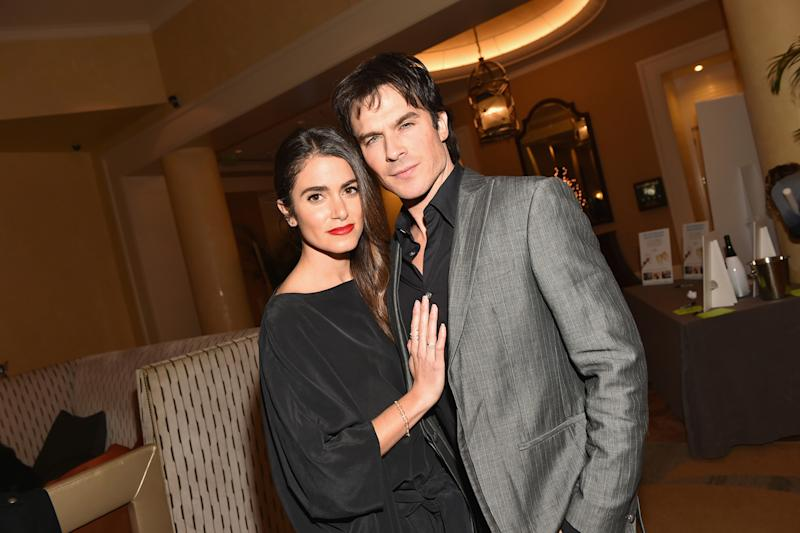 Nikki Reed and Ian Somerhalder Wrote Quite the Love-y Notes to One Another On Their Wedding Anniversary