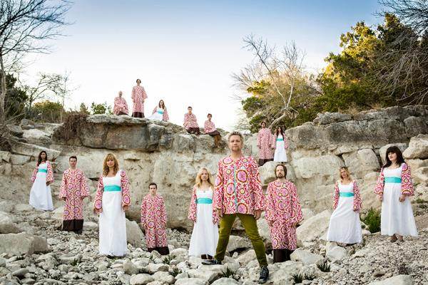 The Polyphonic Spree Raise Their Spirits on 'Hold Yourself Up' - Song Premiere