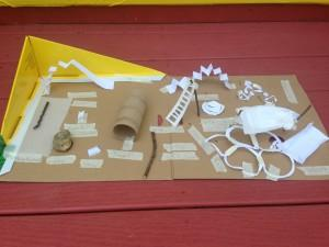 Budding Scientist Projects: Caterpillar Olympics