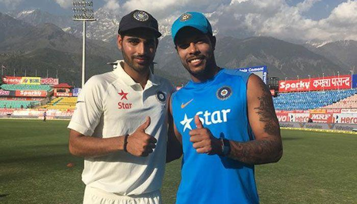 Bhuvneshwar Kumar and Umesh Yadav did their best when given a chance