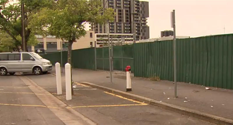 Adelaide glassing: Horrifying CCTV shows the brutal attack that left a man fighting for life.