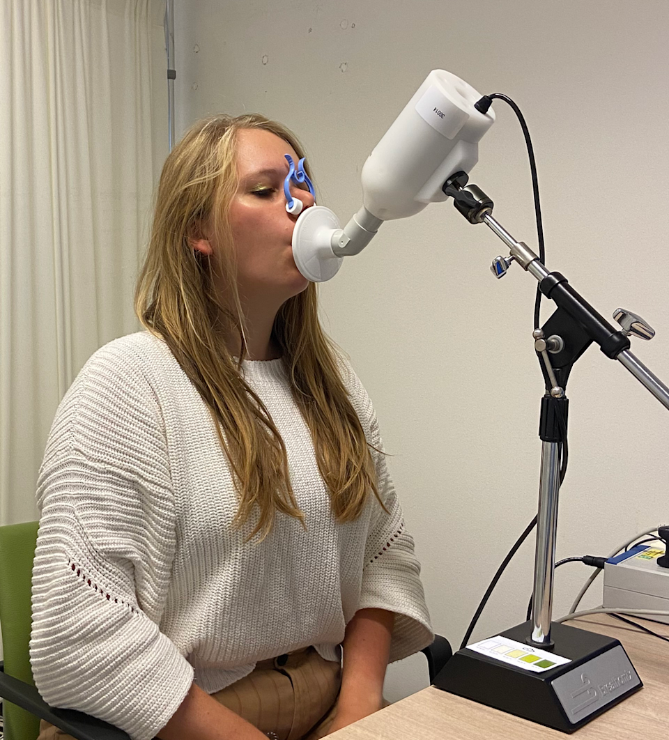 Electronic nose can sniff out when a lung transplant is failing – research (Nynke Wijbenga/Erasmus University Medical Centre)