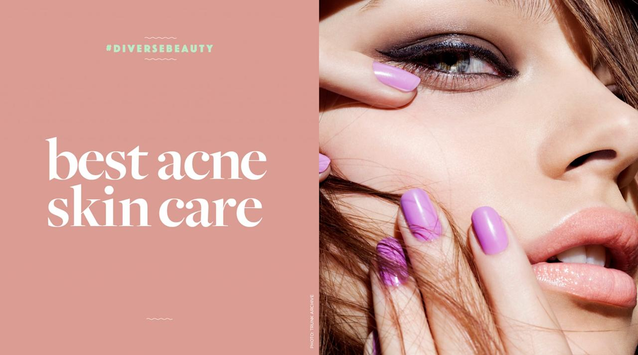 <p>No one likes acne, but not every brand gets acne skin care right. </p>