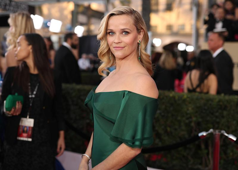 Multi-hyphenate: Reese Witherspoon as as focused on her production career as her acting roles (Getty Images for Turner Image)