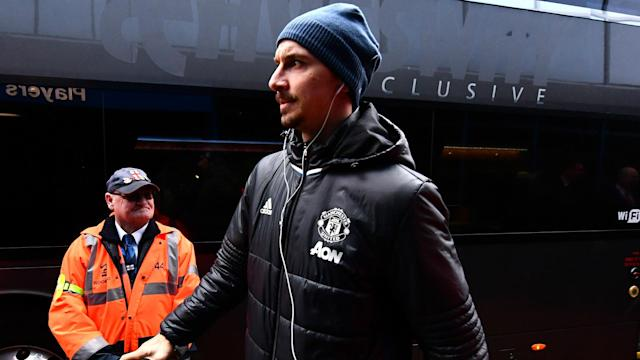 Andy Cole, who has been in the gym with Zlatan Ibrahimovic in recent weeks, expects the striker to be back soon for Manchester United.