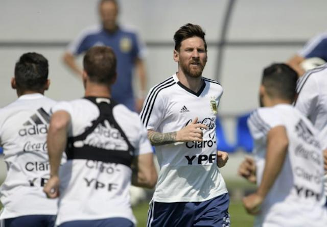 Lionel Messi and Argentina must win their final group game to have any chance of reaching the last 16