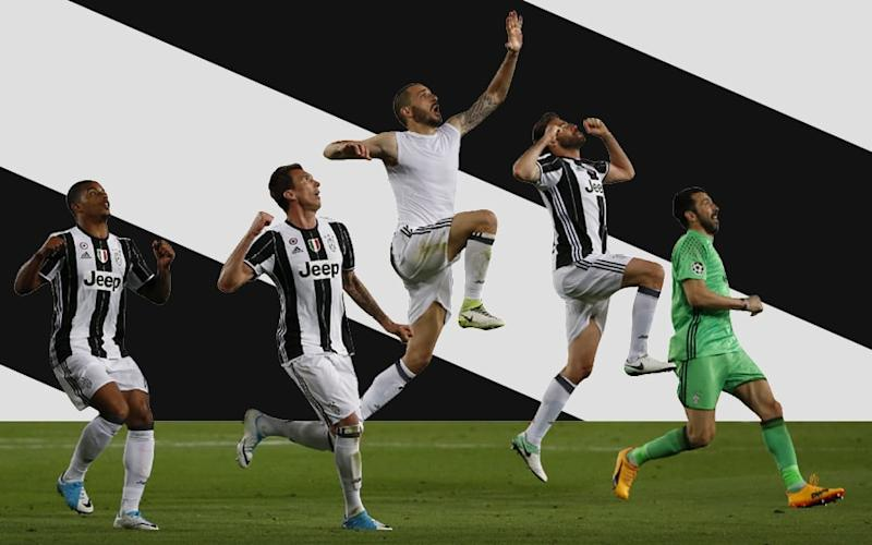 Juventus have clambered back towards the top of European football