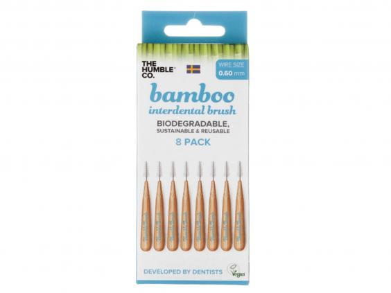 An interdental brush should be used alongside your toothbrush as it cleans in between your teeth, in places hard to get to with a regular brush (Holland and Barrett)