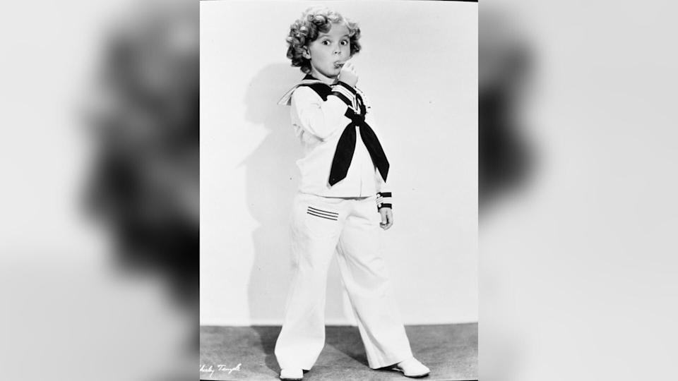 FILM STILLS OF 'CAPTAIN JANUARY' WITH 1936, DAVID BUTLER, SHIRLEY TEMPLE IN 1936VARIOUS.