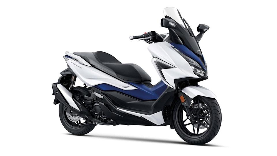 Honda launches 2021 Forza 250 maxi-style scooter in Indonesia