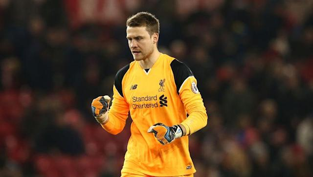 <p>It's fair to say that goalkeepers in both sides have failed to live up to expectations this season.</p> <br><p>Pep Guardiola felt that Joe Hart was surplus to requirements in the summer but new recruit Claudio Bravo has failed to impress in his short spell in the Premier League.</p> <br><p>Belgian goalkeeper Simon Mignolet just edges it as he has responded well after he was left out of the side in December with the arrival of young keeper Loris Karius.</p> <br><p>Mignolet regained the number one spot just before Christmas and has since put in some excellent performances against the likes of Manchester United and Tottenham.</p>