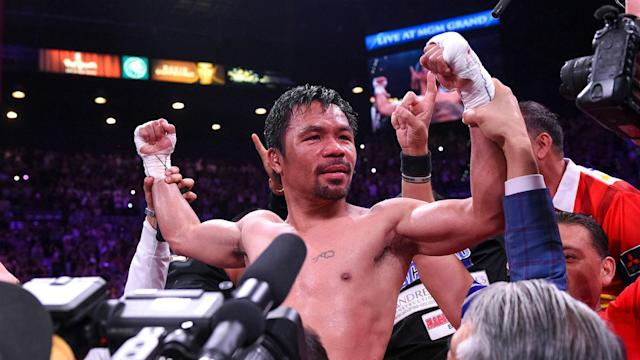 From Manny Pacquiao showing the boxing world he still has it to high school antics by PBC and Fox Sports, here is the good, the bad and the dirty in the past week of boxing.