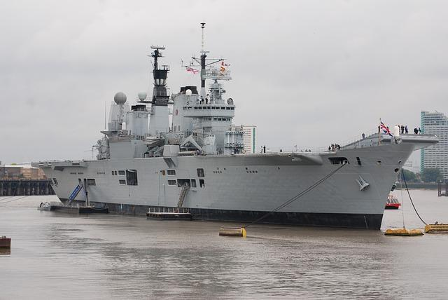 """The United Kingdom dropped down to the eighth spot this year, with a military expenditure of USD 48.7 billion, which remains unchanged from 2018. The UK's military spending is also just 1.7 per cent of the country's GDP, hence, breaching the NATO minimum target of 2 per cent. According to reports, successive rounds of defence budget cuts have seen the country's military expenditure dropping. <em><strong>Image credit:</strong></em> Image by <a href=""""https://pixabay.com/users/Stevebidmead-249424/?utm_source=link-attribution&utm_medium=referral&utm_campaign=image&utm_content=340987"""" class=""""link rapid-noclick-resp"""" rel=""""nofollow noopener"""" target=""""_blank"""" data-ylk=""""slk:Steve Bidmead"""">Steve Bidmead</a> from <a href=""""https://pixabay.com/?utm_source=link-attribution&utm_medium=referral&utm_campaign=image&utm_content=340987"""" class=""""link rapid-noclick-resp"""" rel=""""nofollow noopener"""" target=""""_blank"""" data-ylk=""""slk:Pixabay"""">Pixabay</a>"""