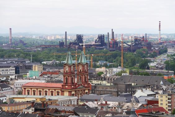 Ostrava still has an industrial feel (Getty Images/iStockphoto)