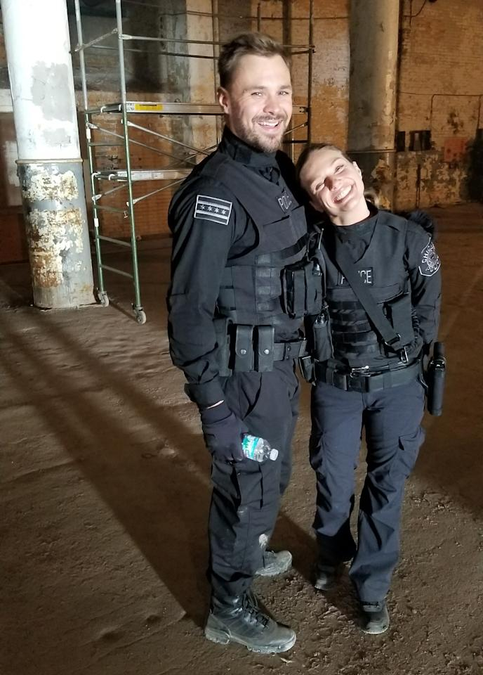 <p>Stay tuned for some fun times with the charming @NBCChicagoPD gang while they takeover the @YahooEntertainment Instagram!<br />(Photo: Instagram) </p>
