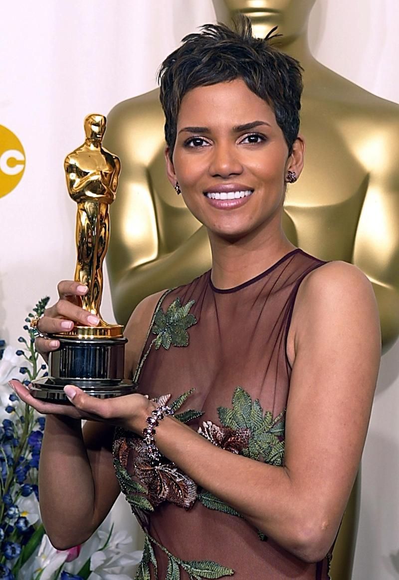 Halle Berry's average earnings per role skyrocketed after her 2002 Oscar win — leaping from an estimated $118,750 to $6.5 million (Source: Money Nation)