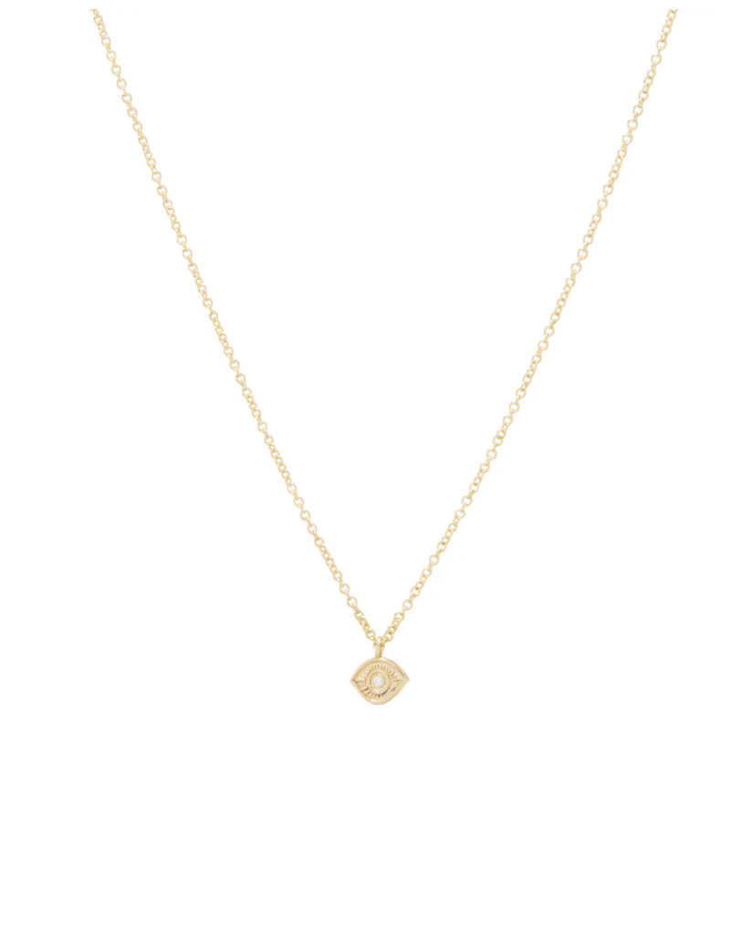Gorjana Evil Eye Pendant Necklace - Nordstrom, $29 (originally $48)