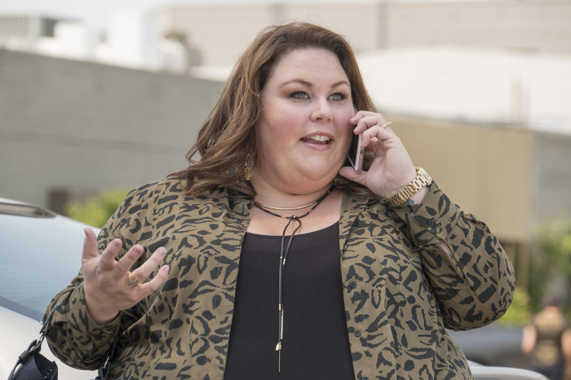 Chrissy Metz, <em>This Is Us</em>. (Photo: Ron Batzdorff/NBC)
