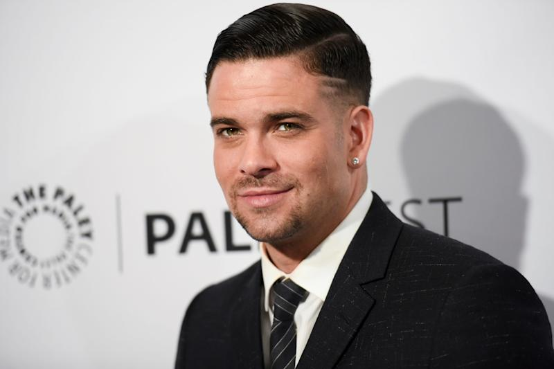Mark Salling in March 2015 in Los Angeles.