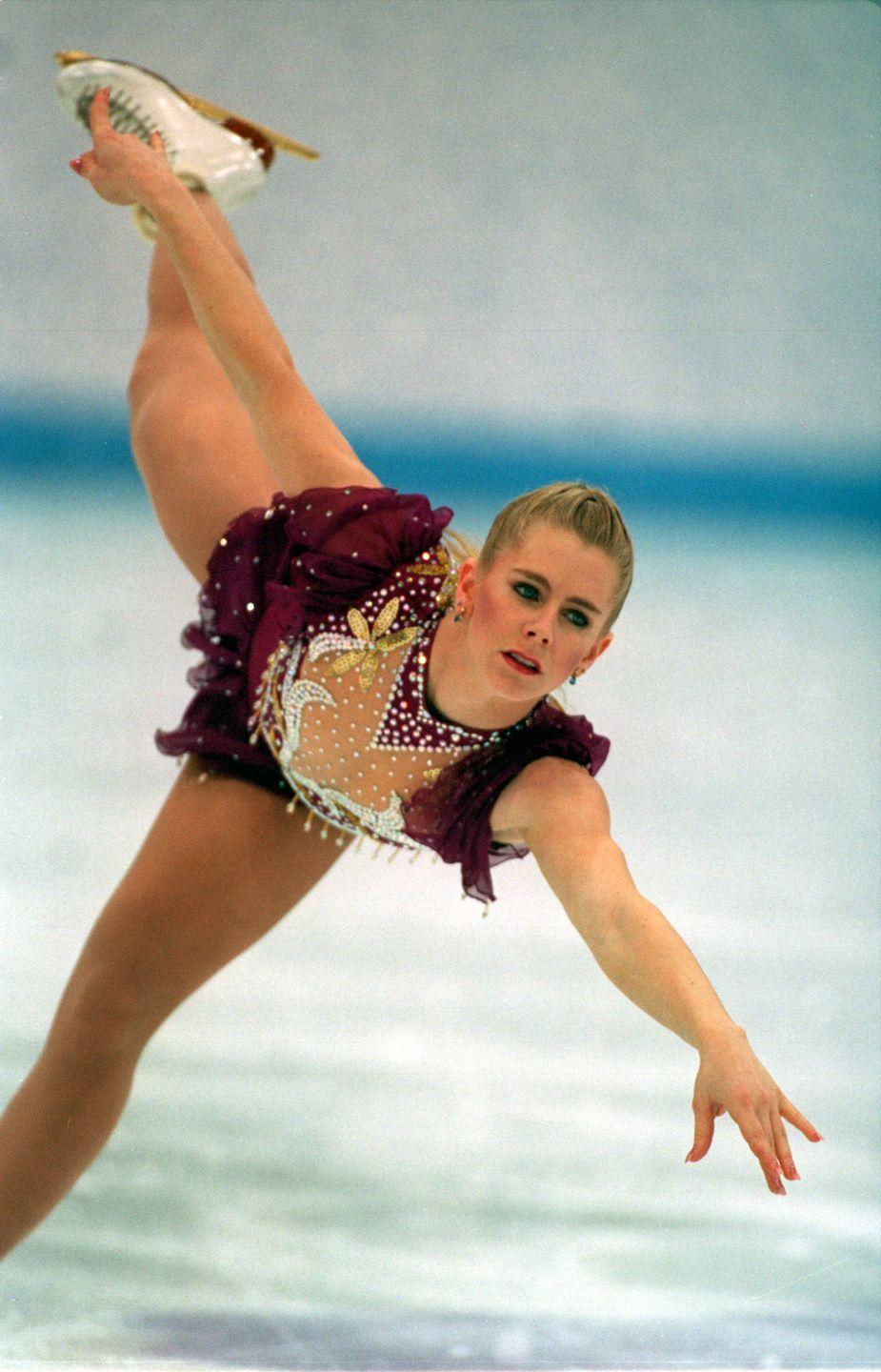 <p>Right before the '94 Olympics, Tanya Harding's ex-husband planned an attack on her competitor, Nancy Kerrigan. Harding was permitted to compete, but had to re-skate her program after her laces broke. She only came in eighth, while Kerrigan took home silver.</p>