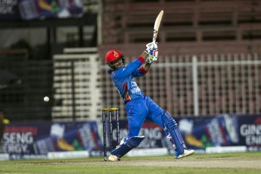 <p>Khan leads Afghanistan to thumping series win</p>