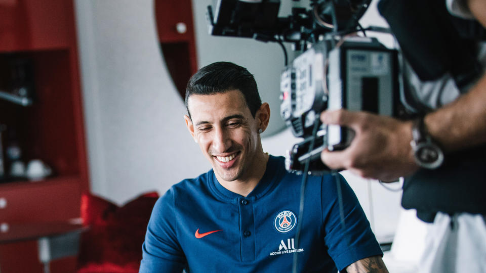 Amazon is to unveil a second series of its documentary exploring French football giants Paris Saint Germain. (Amazon/PSG)