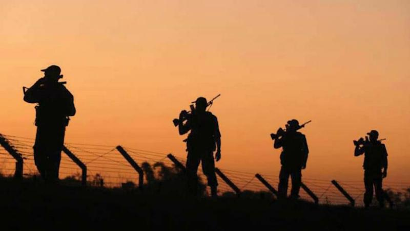 Pakistan's Border Action Team Attempted Intrusion on LoC