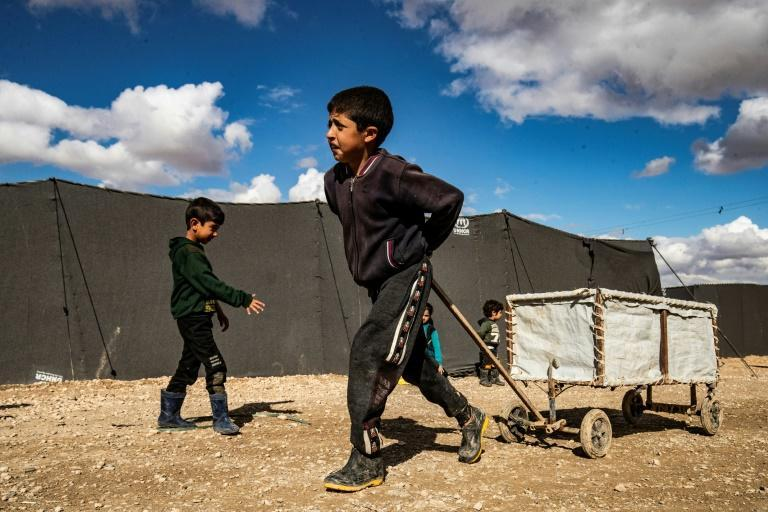 Children and their mothers make up the great majority of the nearly 62,000 suspected relatives of Islamic State group fighters interned at Syria's Al-Hol camp, where authorities say at least 31 people have been murdered since early January