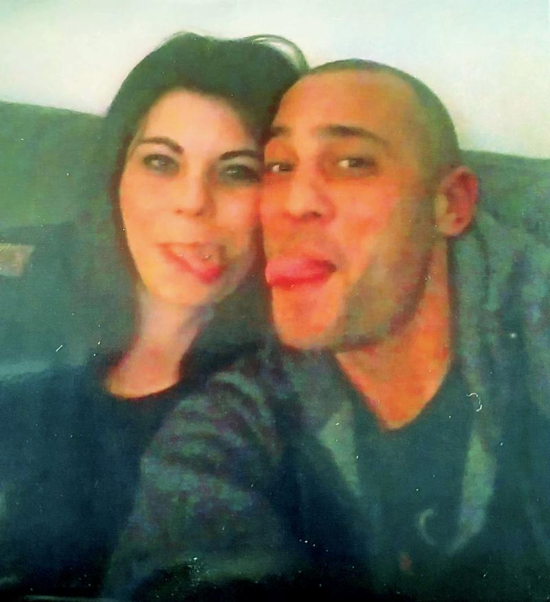 Aaron James Wharton, 31, subjected Nicola Frost, 32, to a campaign of horrific domestic abuse during their six year relationship (SWNS)