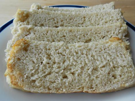 Soft and versatile bread made on the cooker top.