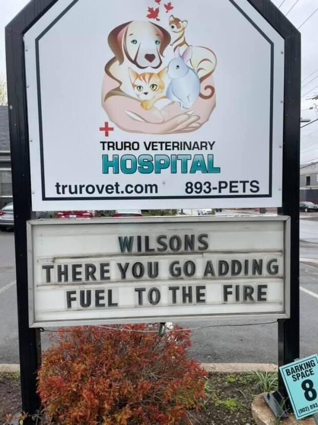 Truro Veterinary Hospital proves the challenge is just heating up.