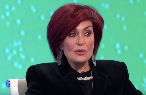 Sharon Osbourne Fired an Assistant After He Ran Into a Burning Building for Her (Video)