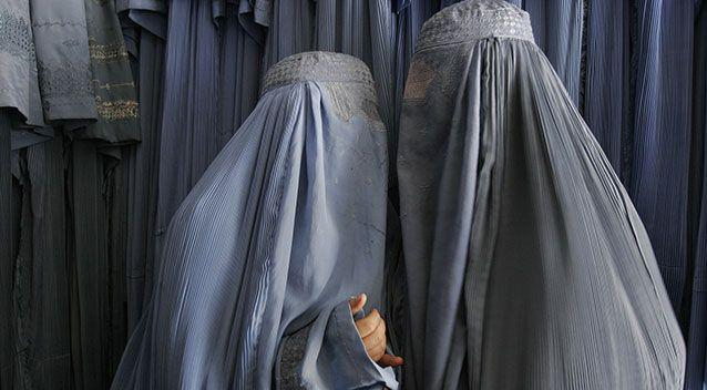 The Deputy PM has given the National Party the green light for a motion on banning the burqa. File pic. Source: AAP
