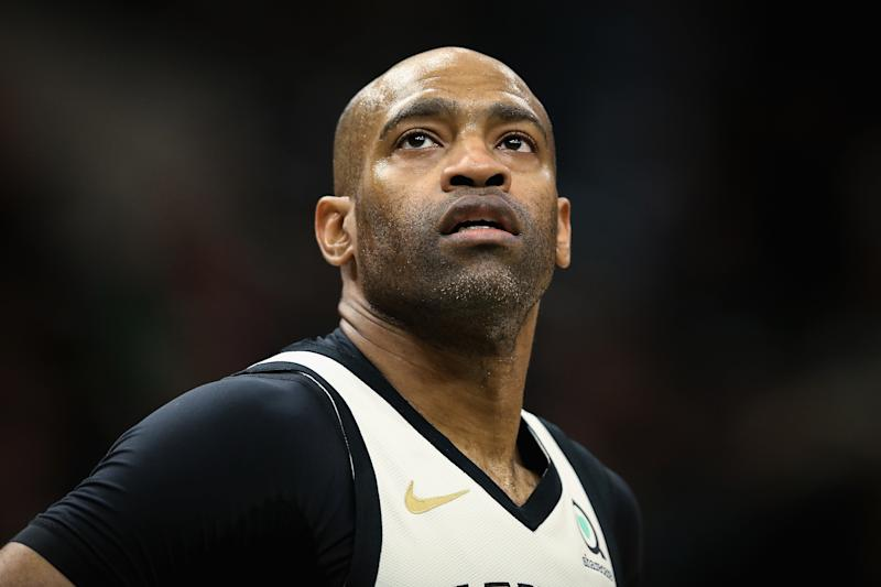 Vince Carter returning to Atlanta Hawks