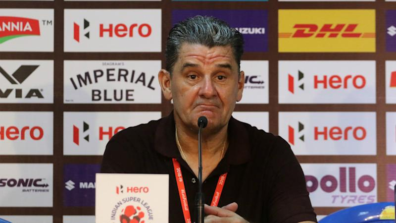 ISL 2018-19: John Gregory - The pressure is on us to get all three points