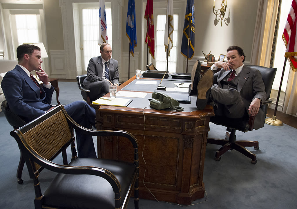 JOHN CUSACK (right) stars in LEE DANIELS' THE BUTLER