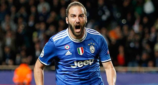 Higuain silenced the naysayers with a brace. (AP Photo)
