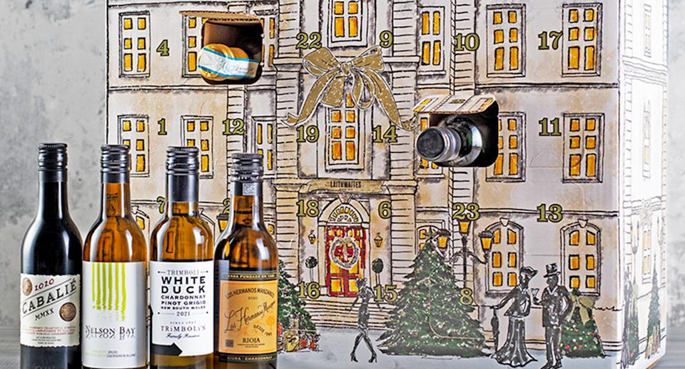 Here are all the best boozy advent calendars you can buy now. (<strong>Laithwaites)</strong>