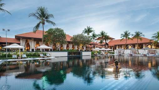 5 Reasons Why A Family Staycation at Sofitel Sentosa Resort & Spa is Just The Break You Need