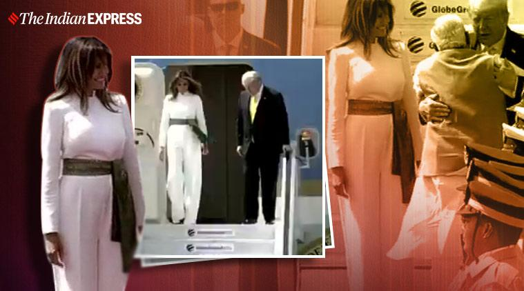 Melania Trump Donald Trump Donald Trump India Visit Donald Trump India Visit Date Donald Trump Melania Trump Melania Trump India Visit Melania Trump India Visit Date melania trump first lady fashion first lady fashion melania trump fashion melania trump dress melania trump dresses