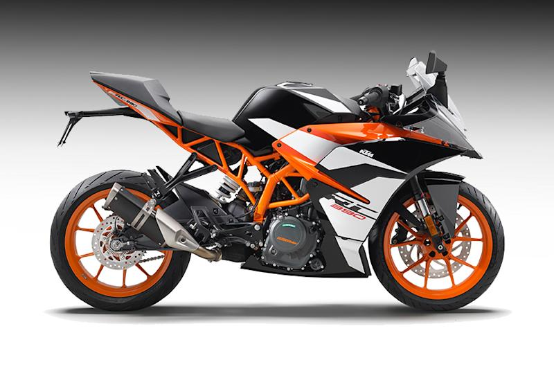 KTM RC 390 Stolen From Showroom After Thief Posing as Customer Submits Fake Driver's Licence