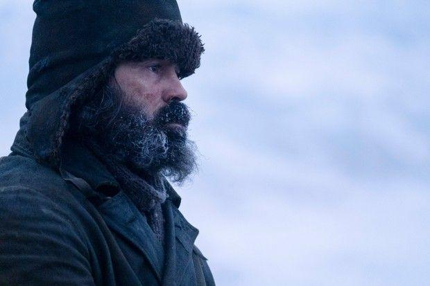 <p><strong>Release date: April on BBC Two</strong></p><p>Colin Farrell, Jack O'Connell and Stehen Graham star in heavy drama The North Water, for the BBC this spring - based on Ian McGuire's novel of the same name.</p><p>O'Connell plays disgraced ex-army surgeon Patrick Sumner, who signs up to be the ship doctor on a whaling expedition to the Arctic, joined on board by amoral killer and harpooner Henry Drax (played by Colin Farrell). </p><p>As Sumner struggles to escape the demons of his past, he grapples with survival amongst the harsh Arctic wasteland. </p>