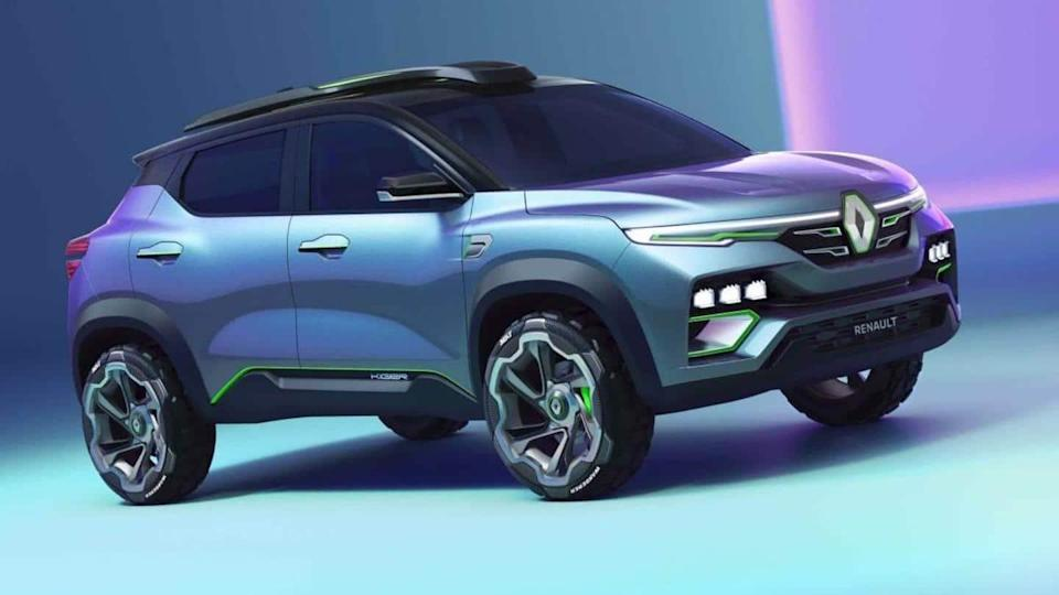 Renault KIGER Concept unveiled; production model coming in 2021