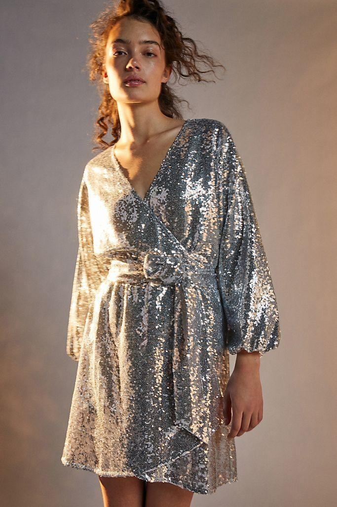 """<p><strong>Anthropologie Anthropologie</strong></p><p>anthropologie.com</p><p><strong>$178.00</strong></p><p><a href=""""https://go.redirectingat.com?id=74968X1596630&url=https%3A%2F%2Fwww.anthropologie.com%2Fshop%2Flisabette-sequined-mini-dress&sref=https%3A%2F%2Fwww.elle.com%2Ffashion%2Fshopping%2Fg34785529%2Fanthropologies-black-friday-2020%2F"""" rel=""""nofollow noopener"""" target=""""_blank"""" data-ylk=""""slk:Shop Now"""" class=""""link rapid-noclick-resp"""">Shop Now</a></p><p>Stunt on your family holiday party, even if it only consists of three people.</p>"""